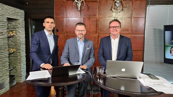 WCBEF 2020 studio team